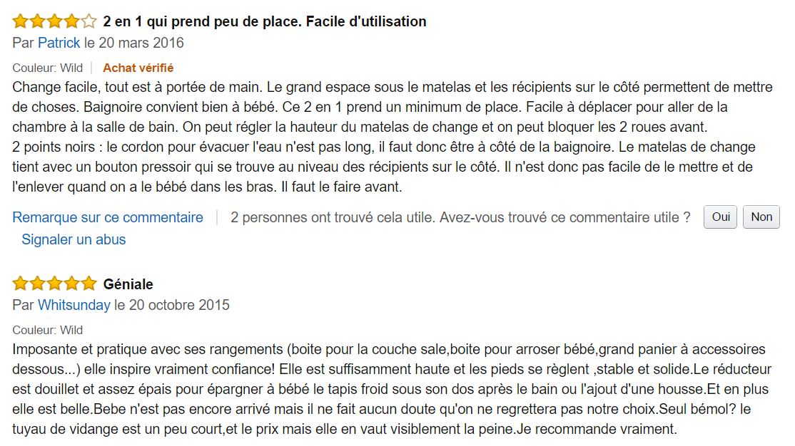 chicco_bubble_cuddle_table_a_langer_baignoire_meilleurs_commentaires_clients_amazon